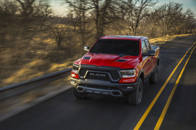 Ram 1500 Design No Longer A Mystery
