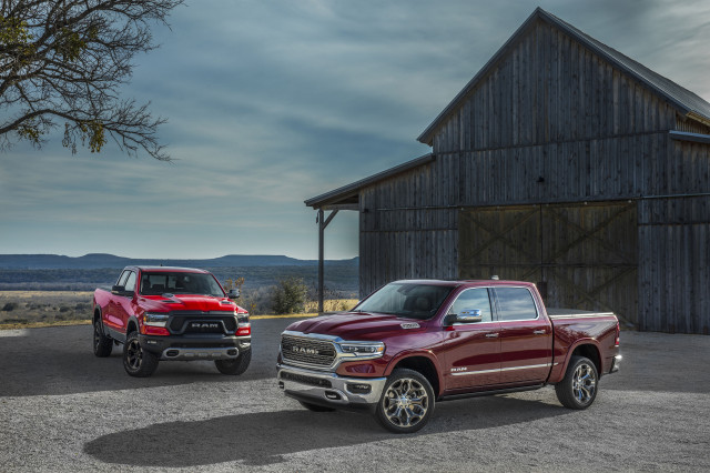 Ram 1500: Best Car To Buy 2019 nominee
