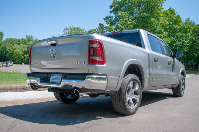 FCA may replace rear axles on recalled 2018-2019 Ram 1500 pickup trucks