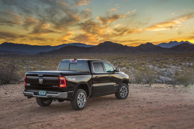 2019 Ram 1500 eTorque first drive review: The hybrid pickup truck you can (and should) drive