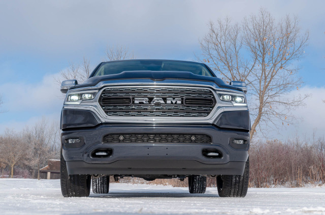 FCA recalls 295K Ram 1500 pickup trucks over safety software problem