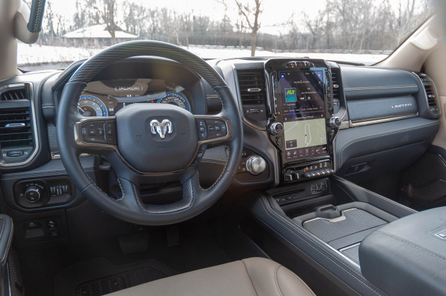 2019 Ram 1500 Limited review update: The luxury pickup ...