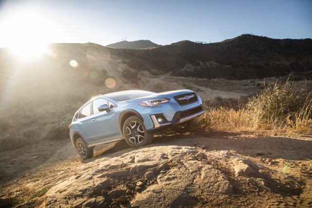 2019 Subaru Crosstrek Hybrid priced at $35,970 ahead of LA auto show debut