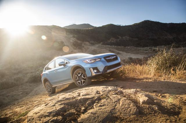 2019 Subaru Crosstrek Hybrid priced at $35,970 ahead of LA auto show debut
