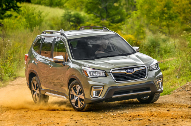 2019 Subaru Forester First Drive Review Backwoods Solitude