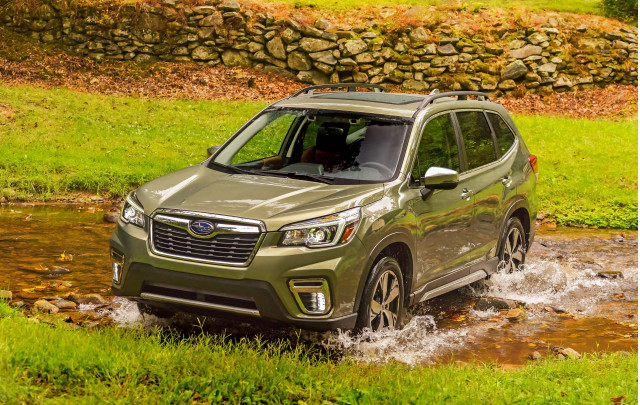 2019 Subaru Forester vs. 2020 Subaru Outback: Compare Crossovers