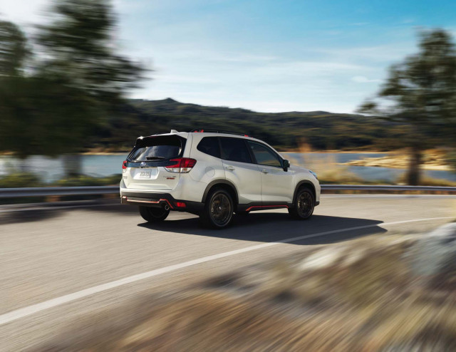 2019 Subaru Forester Sport review update: Crossover plays the name game