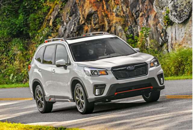 2019 Jeep Cherokee vs. 2019 Subaru Forester: Compare Cars