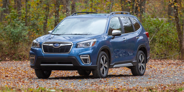 Subaru Forester vs Hyundai Santa Fe, Porsche Taycan pricing, electric trucks and towing potential: Whats New @ The Car Connection
