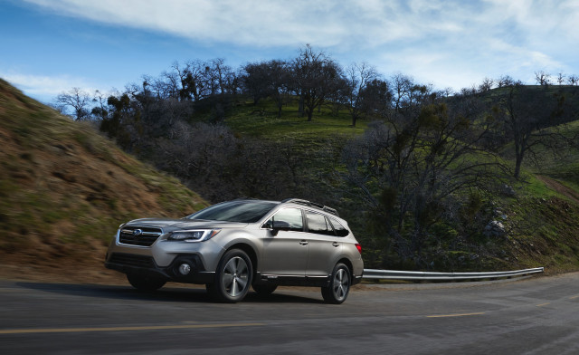 2019 Subaru Outback and Legacy models recalled for faulty welds