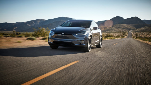 2019 Tesla Model X