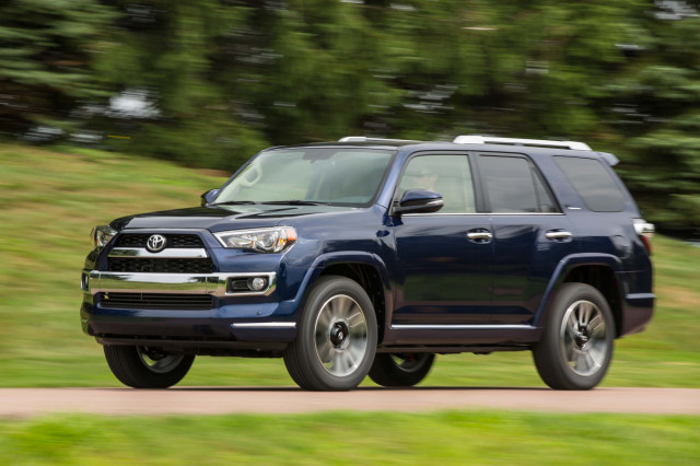 Toyota 4runner For Sale The Car Connection