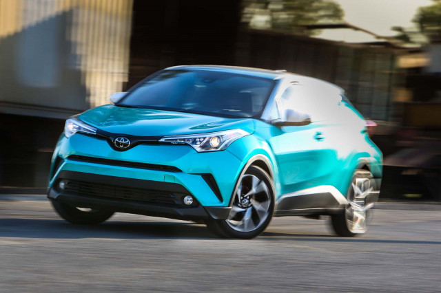 2019 Toyota C-HR recalled over wheel loss risk