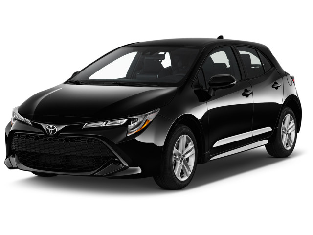 new and used toyota corolla hatchback prices photos. Black Bedroom Furniture Sets. Home Design Ideas