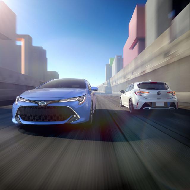 Toyota Motor (TM) Downgraded to