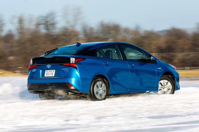 2019 Toyota Prius Awd E Xle First Drive Wisconsin December 2018