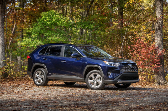 Toyota recalls certain 2020 sedans, crossovers, and hybrids for engine coolant leak