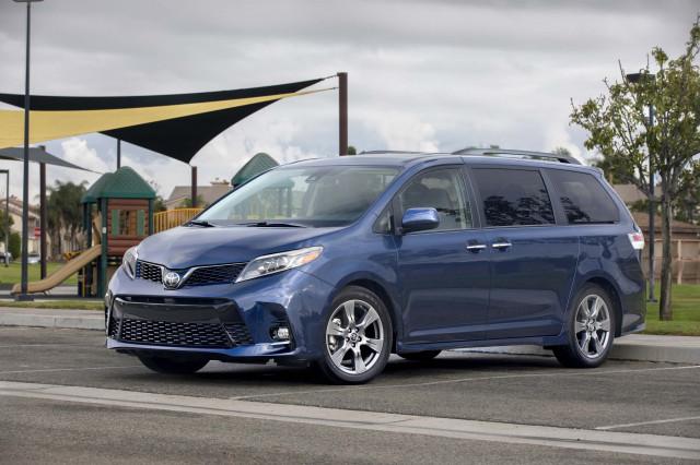 Toyota Yaris hatchback, Sienna minivan recalled over airbags that