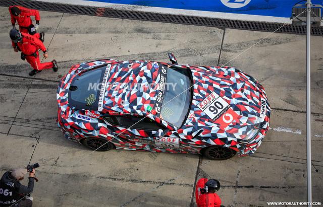 2019 Toyota Supra SP8T VLN race car - Image via S. Baldauf/SB-Medien