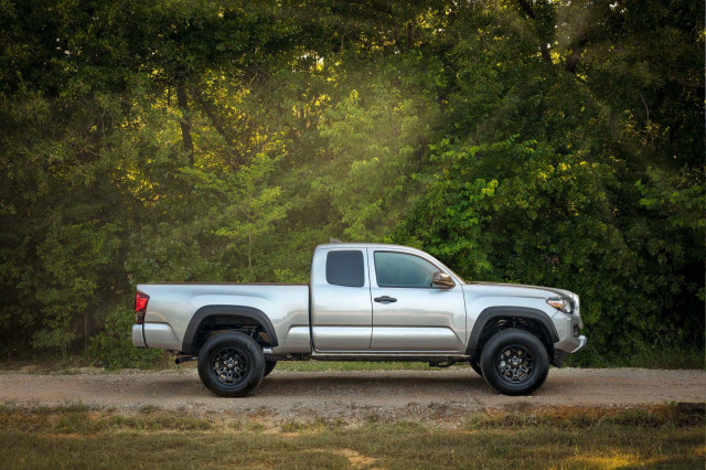 New trim packages dress up 2019 Toyota Tacoma, 4Runner, and Tundra