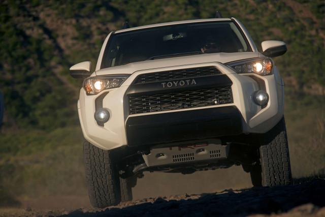 2019 Toyota TRD Pro