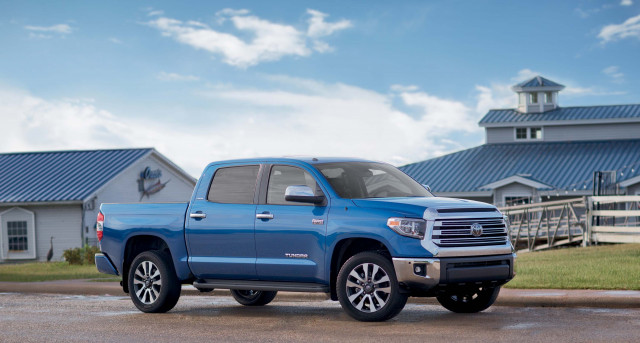 2018-2021 Toyota Tundra recalled for increased fire risk