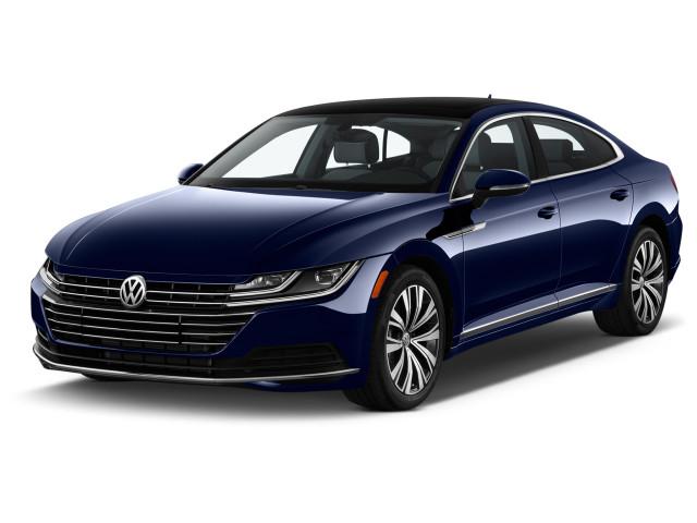 2019 Volkswagen Arteon SEL 4MOTION Angular Front Exterior View