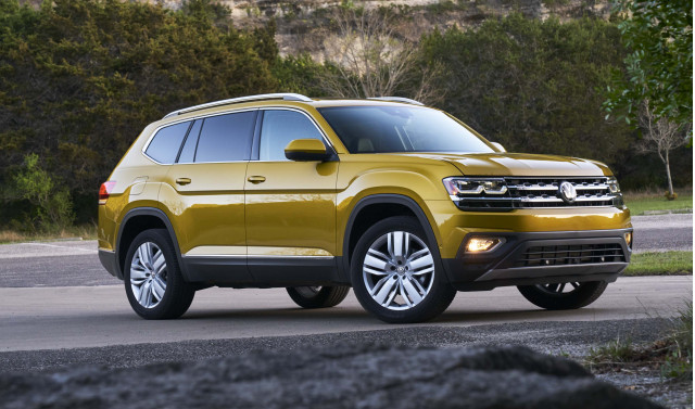2019 VW Atlas expands turbo-4 engine availability, again