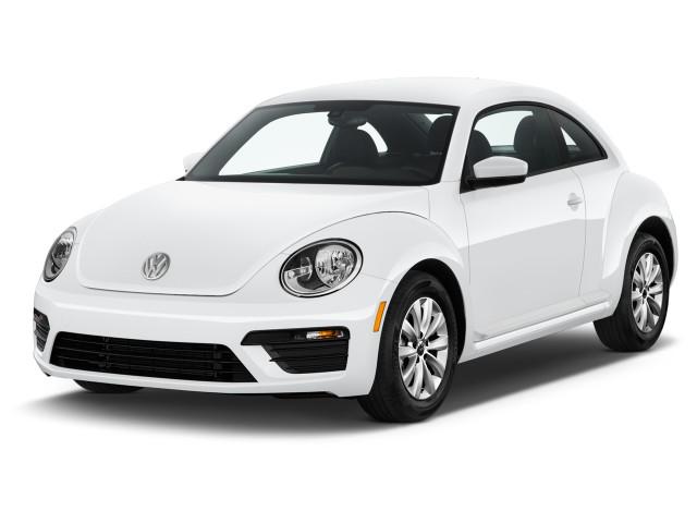 2019 Volkswagen Beetle S Auto Angular Front Exterior View