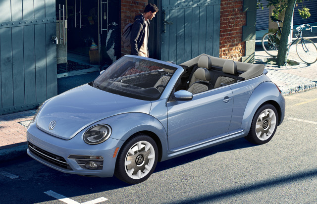 Used Mini Cooper Convertible >> 2019 VW Beetle Final Edition writes icon's final chapter