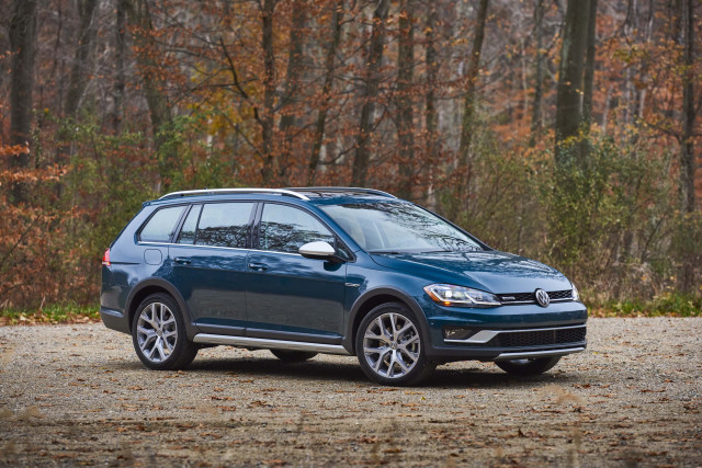 Wagon woes: VW Golf Alltrack, SportWagen to end production