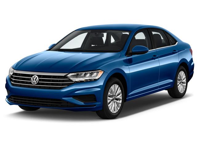 2019 Volkswagen Jetta 1.4T S Manual Angular Front Exterior View