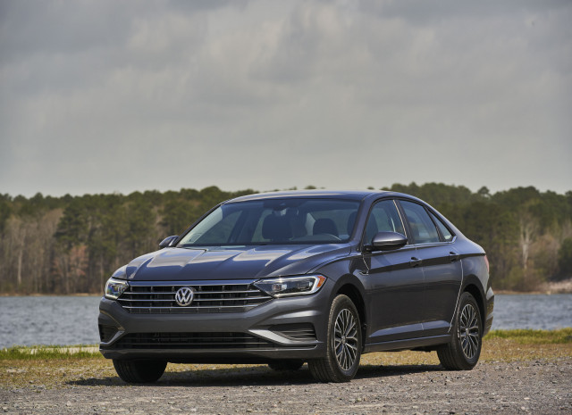 2019 VW Jetta crash test, 2019 Corvette Grand Sport Drivers Series, Small-car pricing: What's New @ The Car Connection