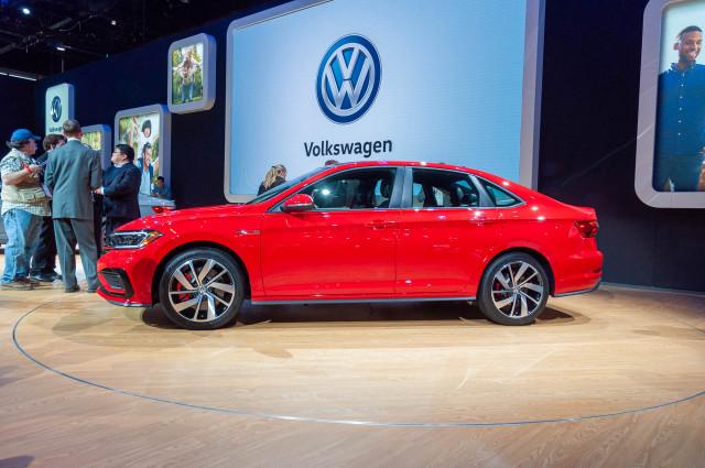 2019 Volkswagen Jetta GLI, 2019 Chicago Auto Show