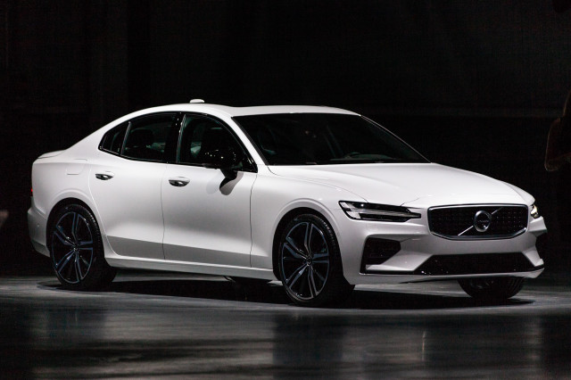 2019 Volvo S60 2019 Chevy Blazer 2019 Bmw 8 Series This Week S