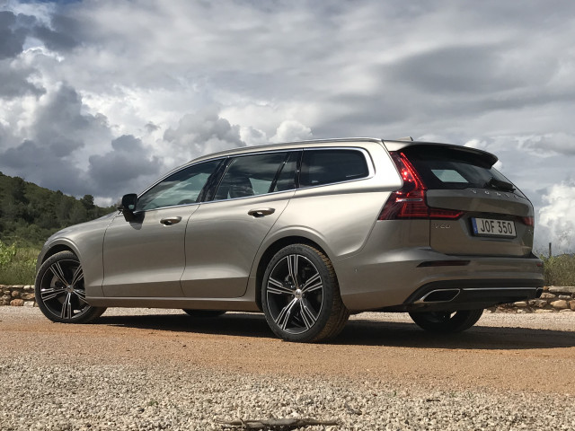2019 Volvo V60 2020 Acura Tlx Type S Porsche S Next
