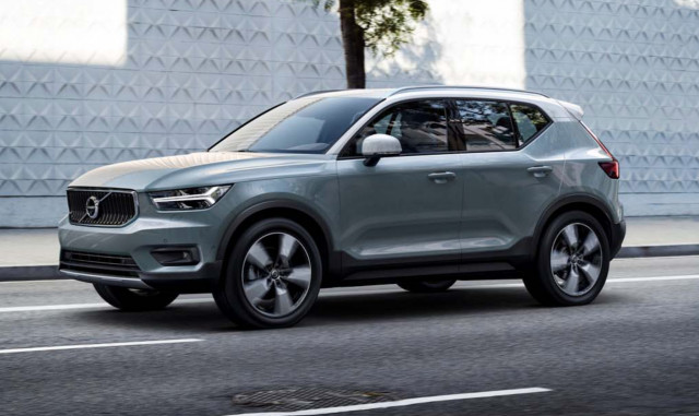 2019 volvo xc40 allows your friend or family to borrow the car without a key. Black Bedroom Furniture Sets. Home Design Ideas