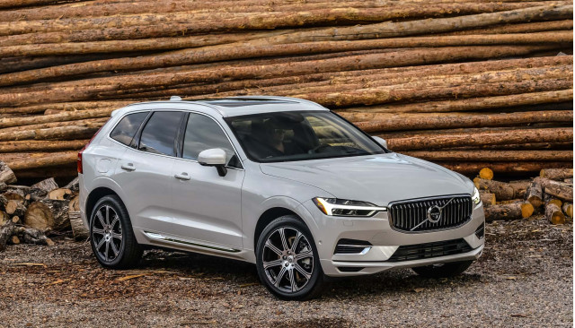 Volvo XC60, XC90 crossovers join monthly subscription service
