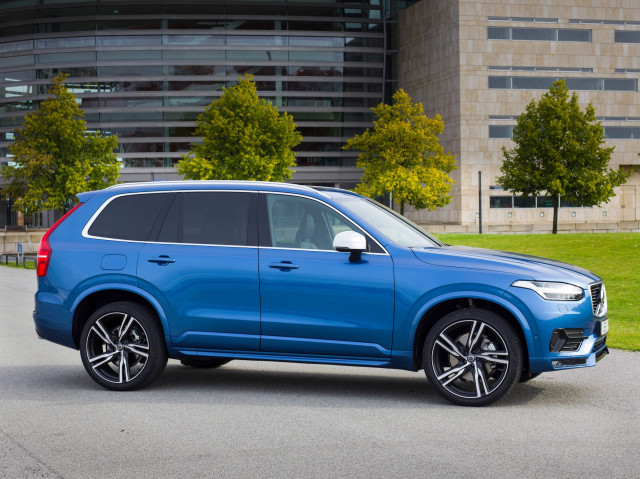 Volvo XC90 For Sale - The Car Connection