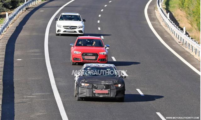 2020 Acura Tlx Type S Spy Shots Best Tech Magazine Tech News