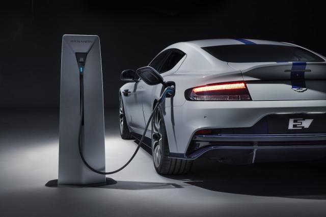 2020 Aston Martin Rapide E Track Ready Electric Car Shown At Shanghai