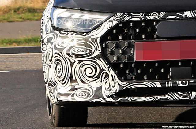 2020 Audi A1 Allroad spy shots - Image via S. Baldauf/SB-Medien