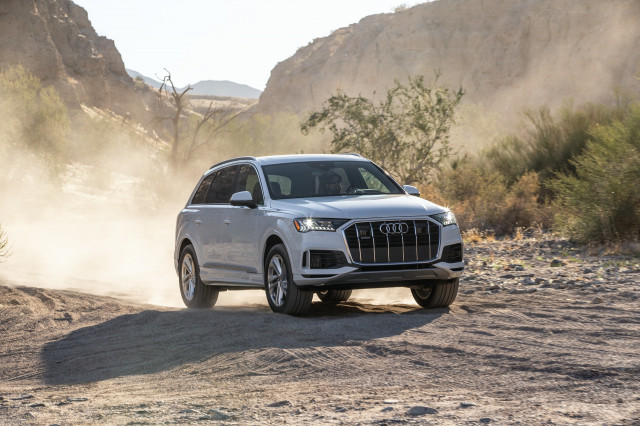 2020 Audi Q7 first drive, 2021 AMG GLE 63 first drive, CR-V Hybrid priced right: What's New @ The Car Connection