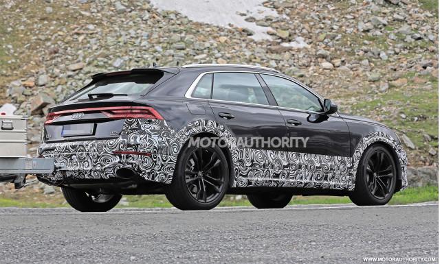 2020 Audi RS Q8 to use 680-hp Porsche hybrid powertrain ...