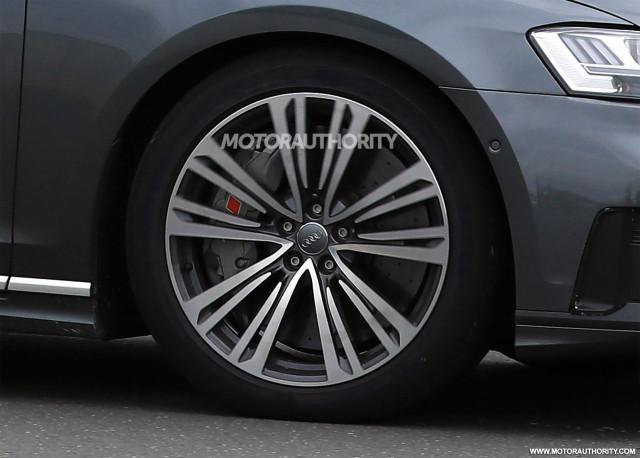 2020 Audi S8 spy shots - Image via S. Baldauf/SB-Medien