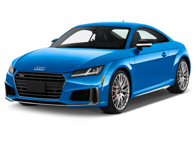 2020 Audi TT 2.0 TFSI quattro Angular Front Exterior View