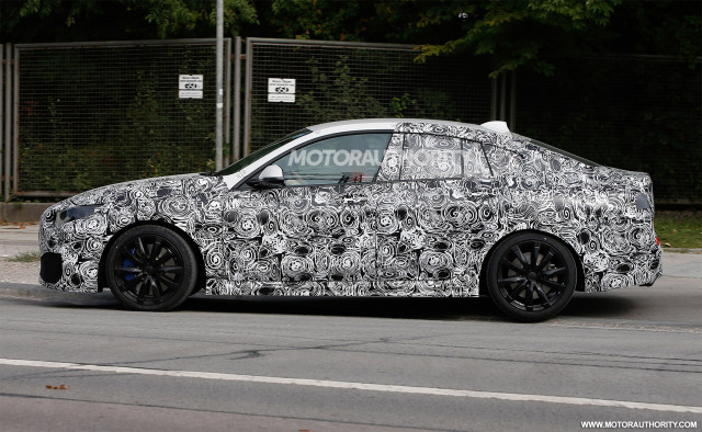 2020 BMW 2 Series Gran Coupe Spy Shots   Image Via S. Baldauf/