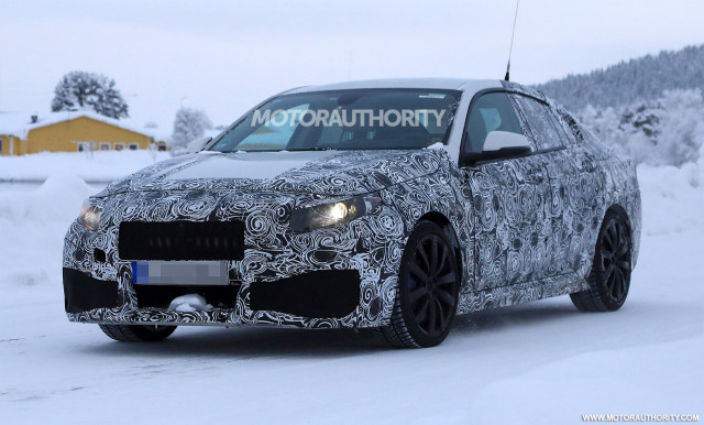 BMW M2 Gran Coupe to come with next-gen model