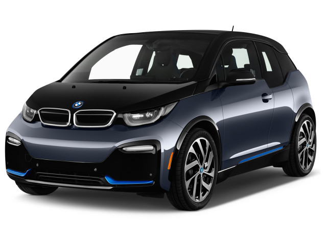 2020 BMW i3 s 120 Ah Angular Front Exterior View