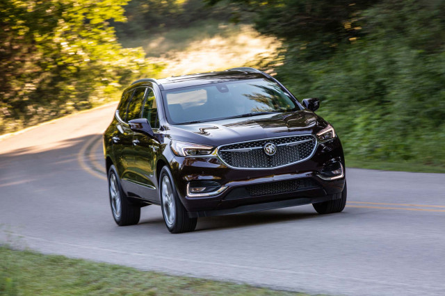 2020 Buick Enclave, Bentley electric concept car, Tesla Model 3 safety: What's New @ The Car Connection